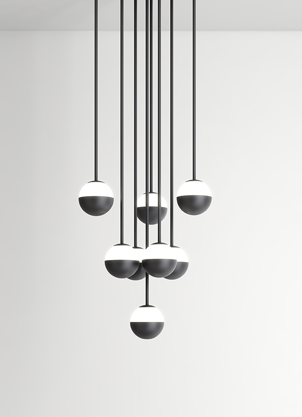 Alfi R40.6a Suspension Lamp Estiluz Image Primary