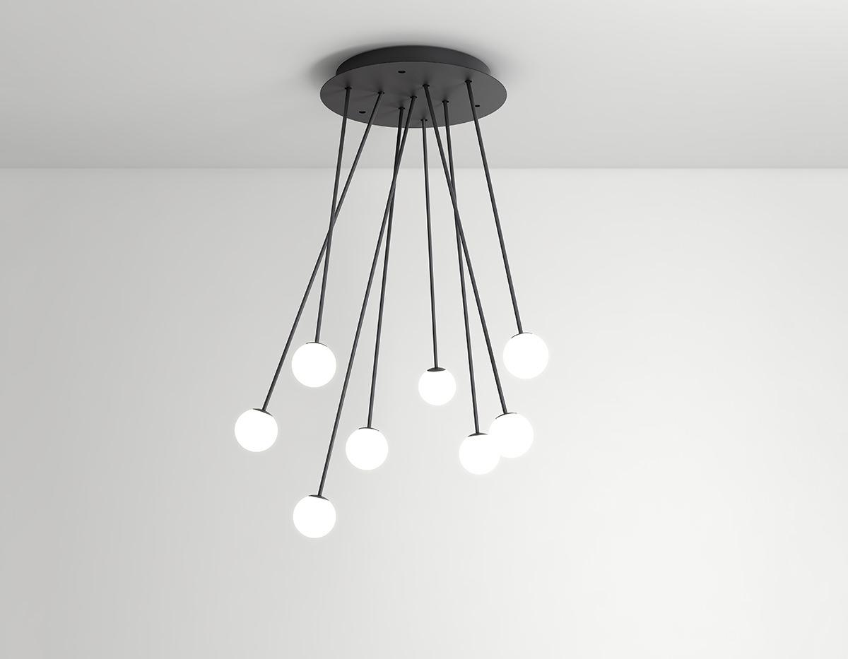 Alfi R40.6a Suspension Lamp Estiluz Image Product 08