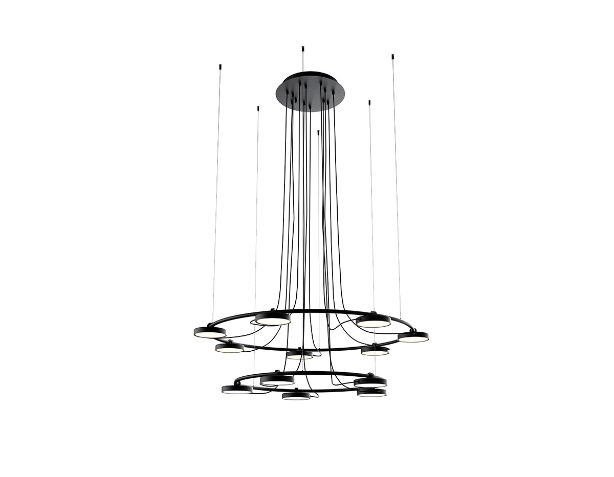 Aro T 3542 T 3543 Suspension Lamp Estiluz Image Product 02