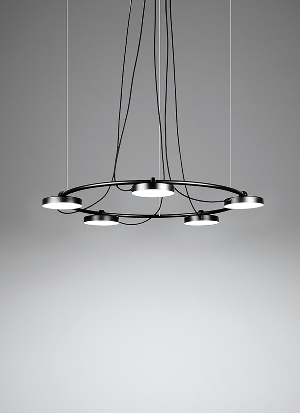 Aro T 3542 Suspension Lamp Estiluz  Image Primary