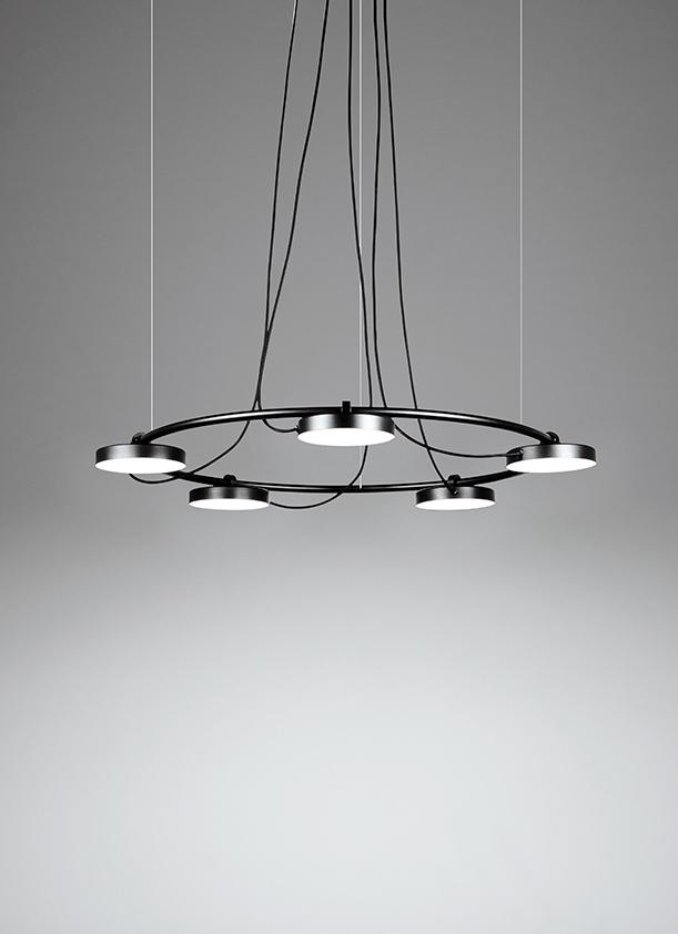 Aro T 3542 Suspension Lamp Estiluz  Image Primary