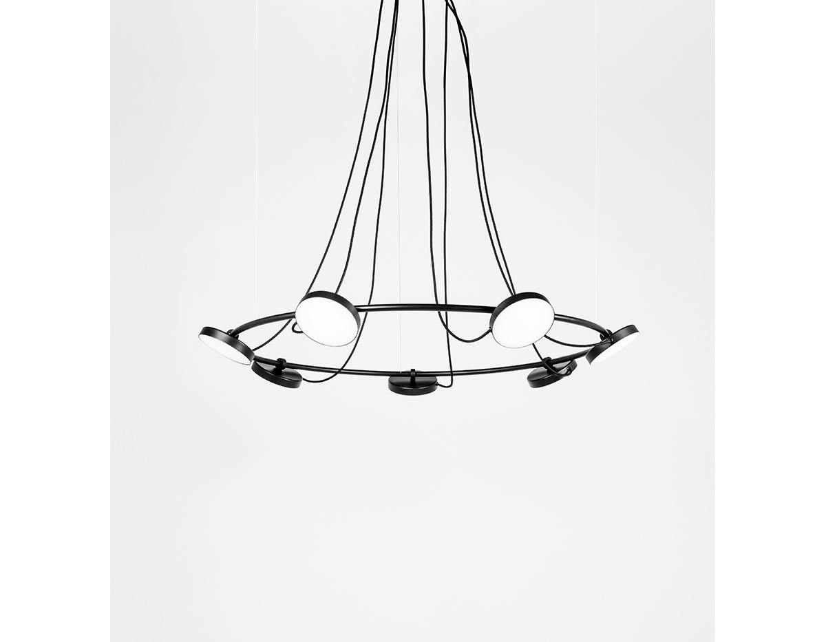 Aro T 3543 Suspension Lamp Estiluz Image Product 06