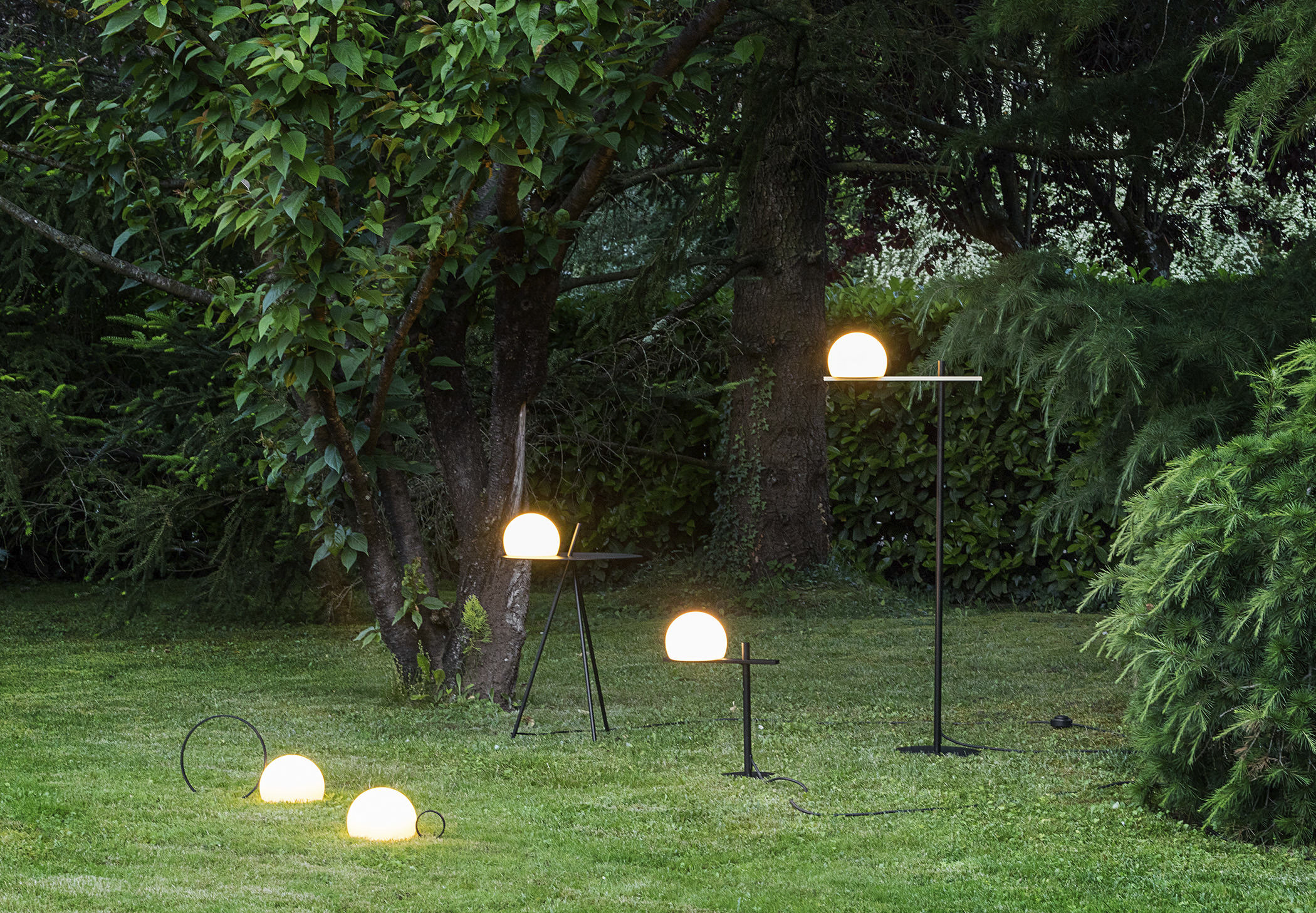 Circ P 3729 P 3729x Floor  Lamp Estiluz Image Ambient 02 2