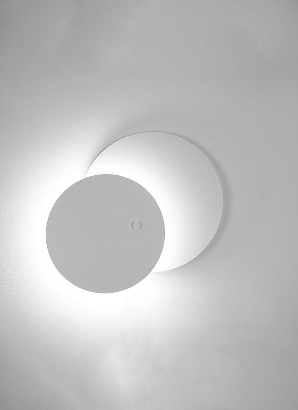 Eclipse A 3700 Wall Lamp Estiluz  Image Primary 1