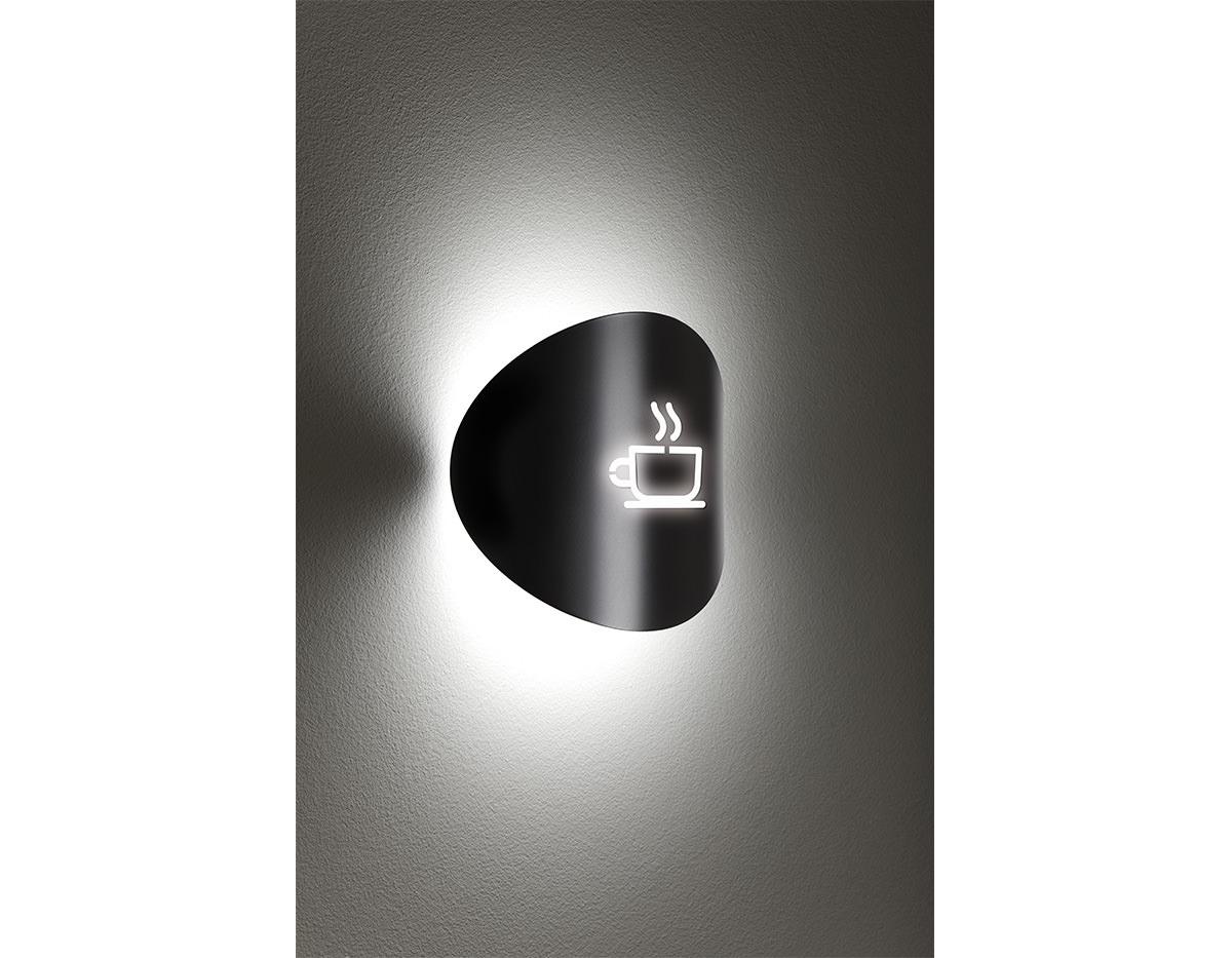 Lune A 3370l Wall Lamp Estiluz Image Product 05