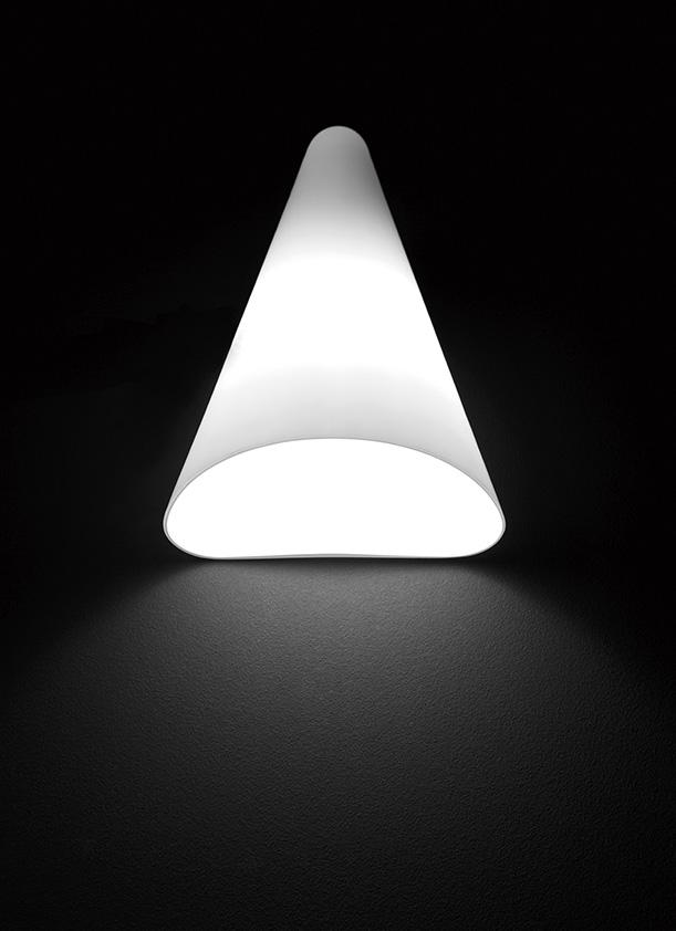 Nan A 3040lx Wall Lamp Estiluz Image Primary