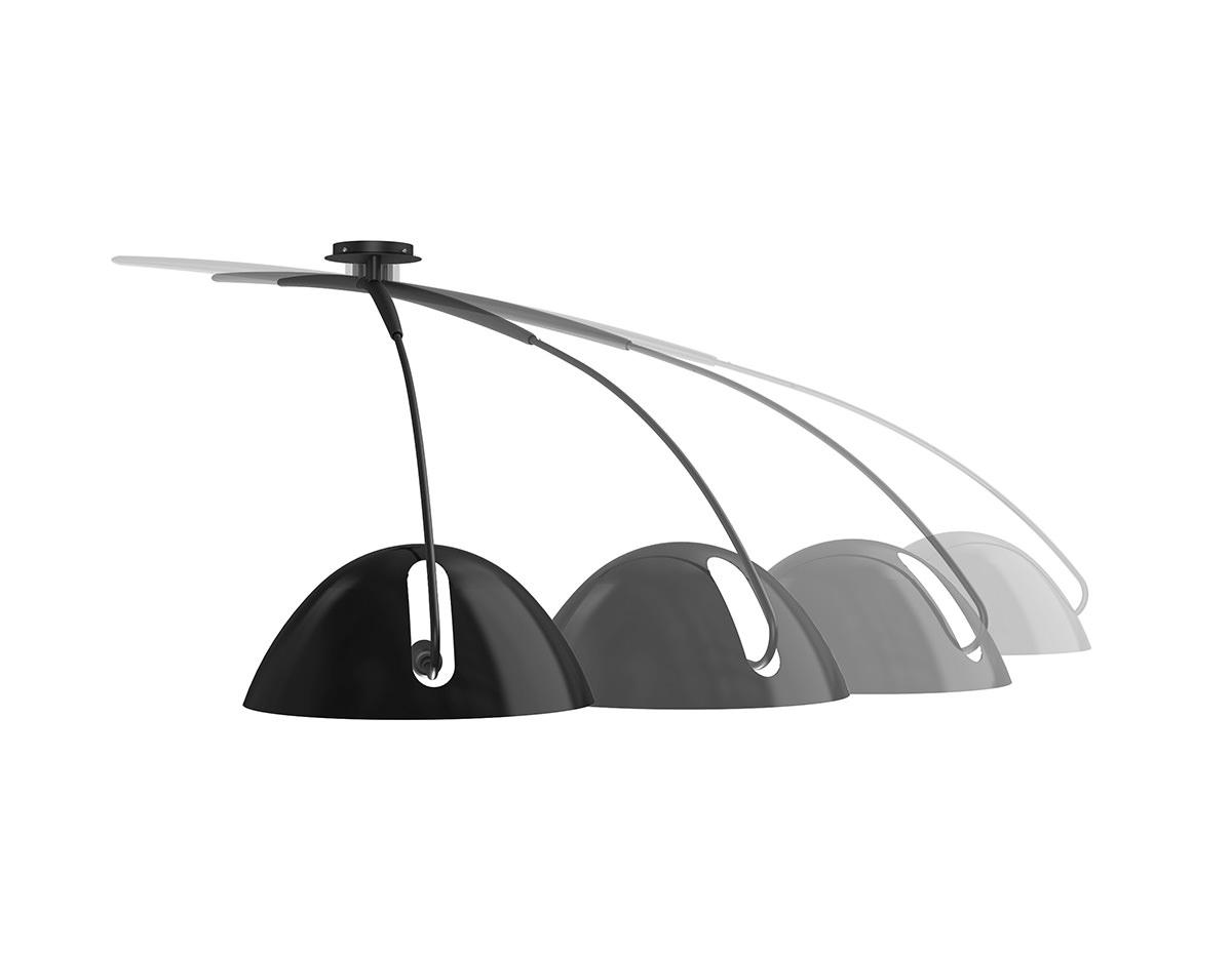 Pluma T 2955 Suspension Lamp Estiluz Image Product 02