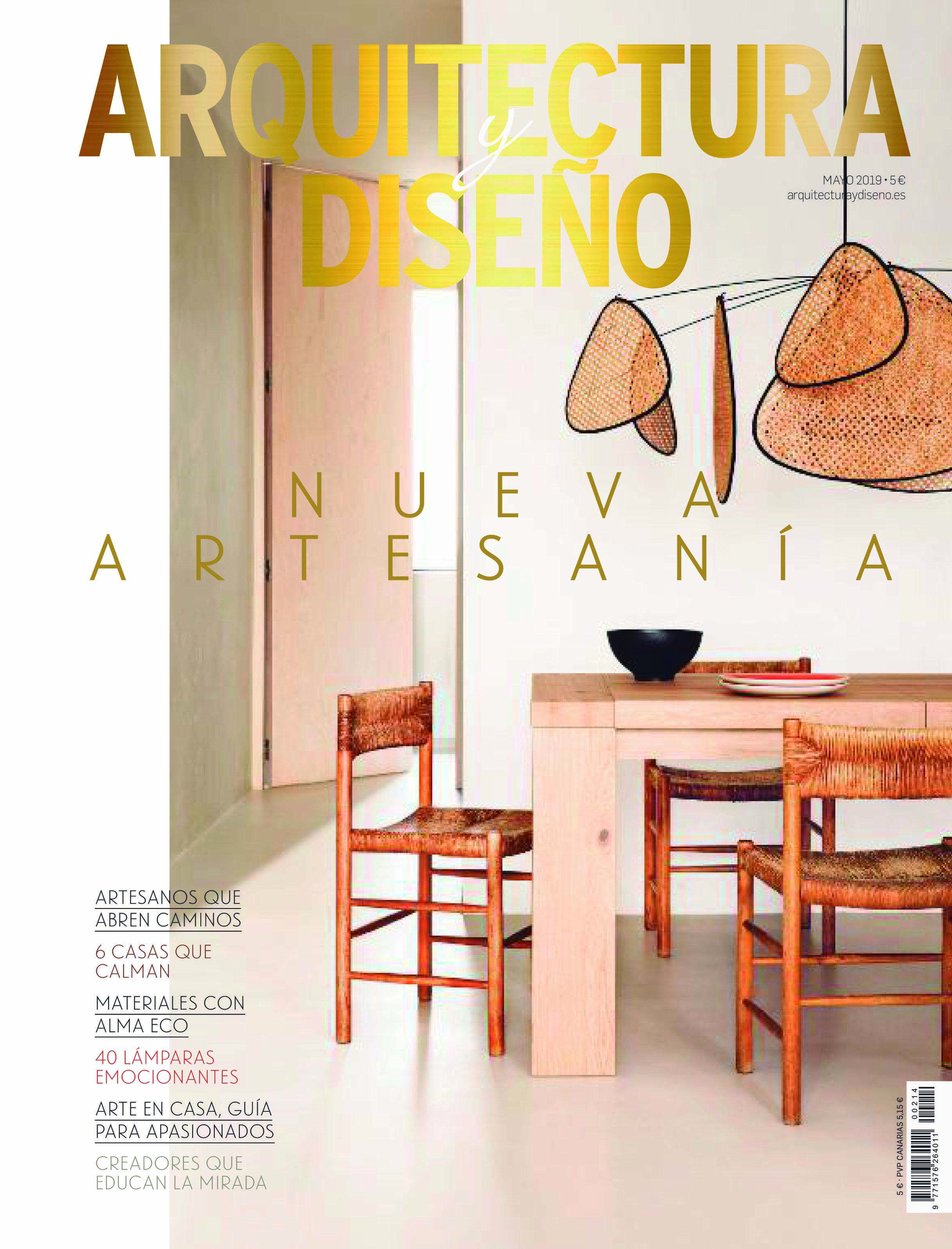 Press Estiluz Arquitectura Y Diseno May19 Cover 2