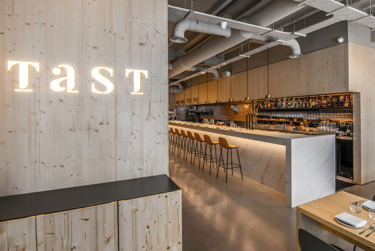 Project Tast Restaurant Estiluz Img 01