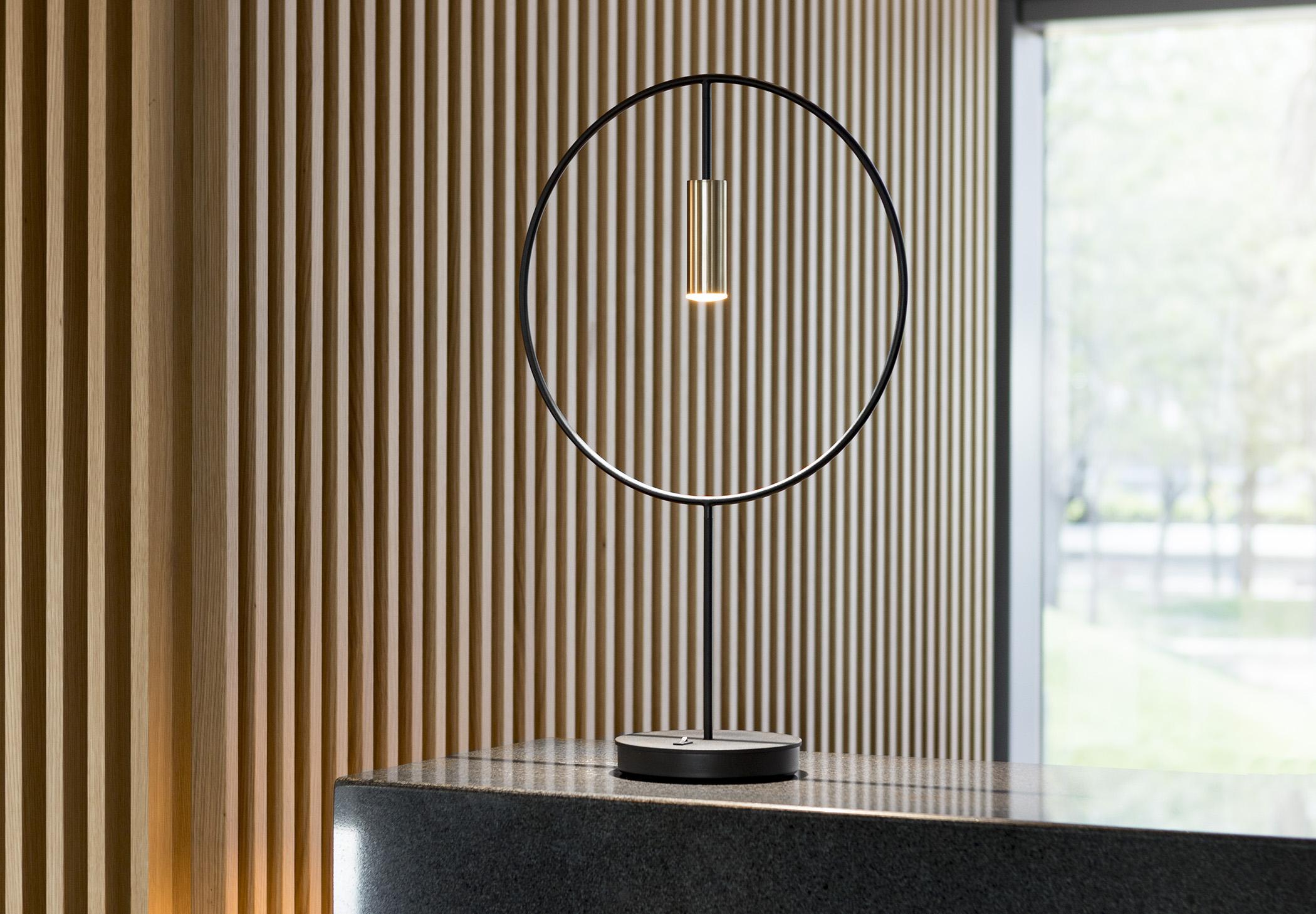 Revolta A3637 Table Lamp Estiluz Image Ambient 02