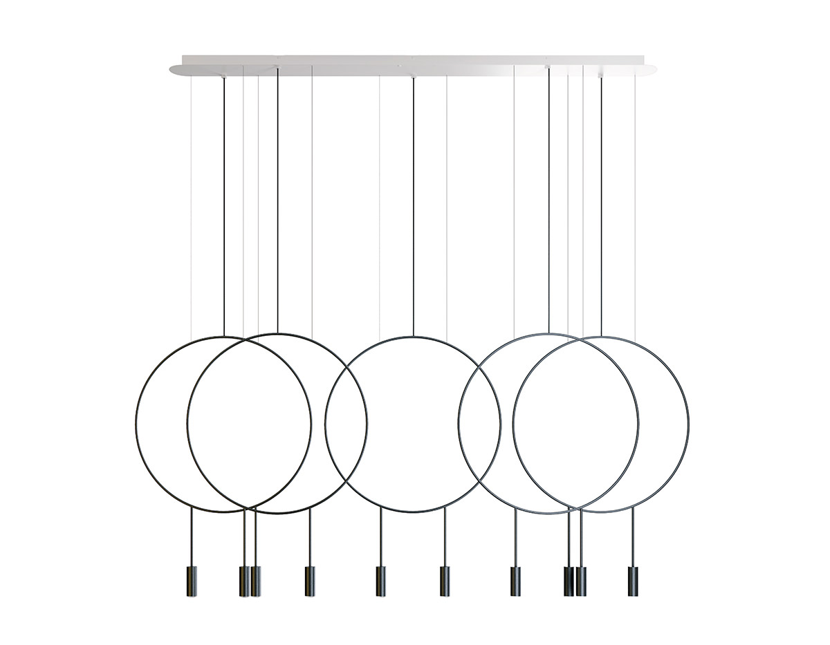 Revolta L165.5d Suspension Lamp Estiluz P01