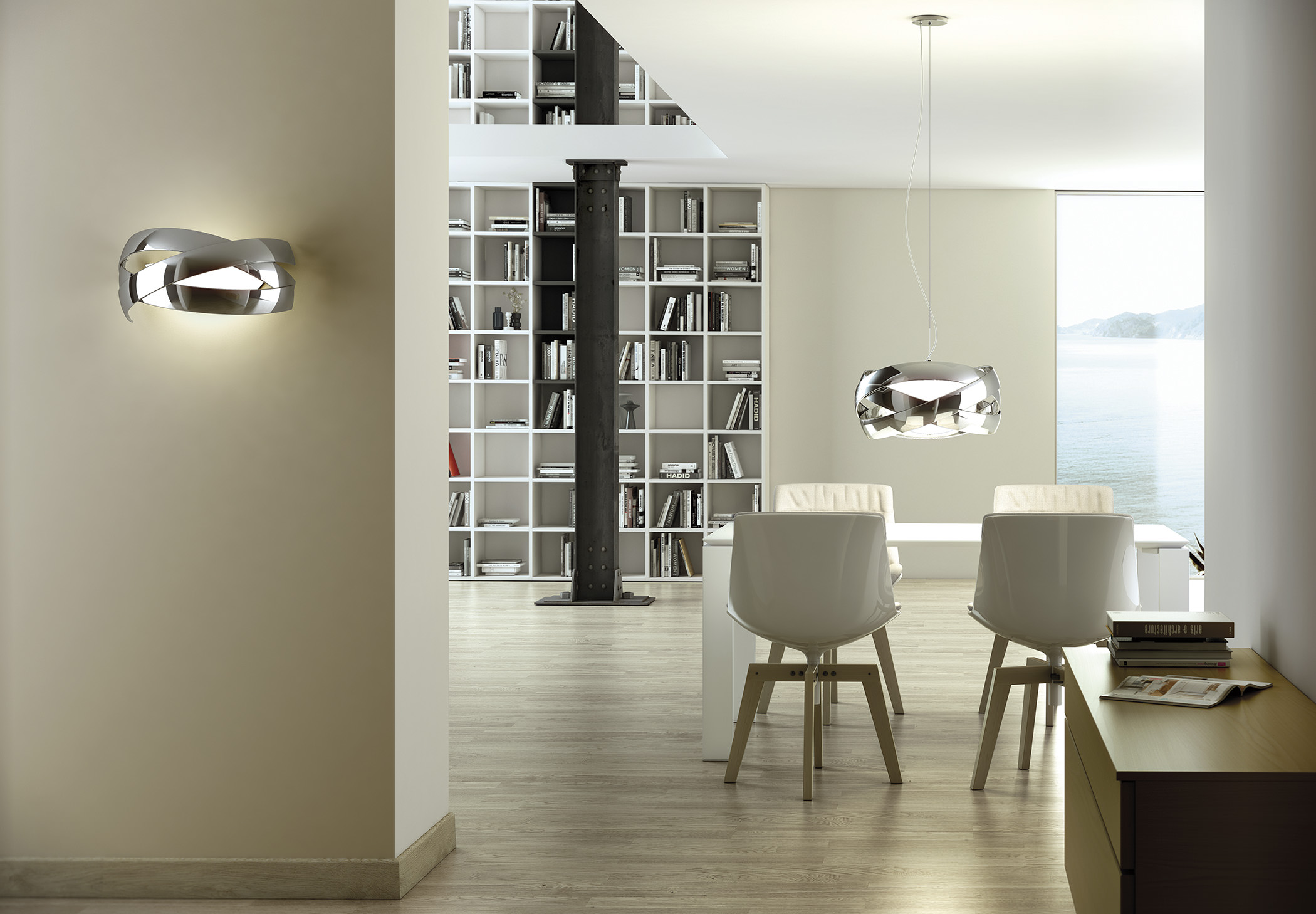 Siso A 2990 Wall Lamp Estiluz Image Ambient 01 1