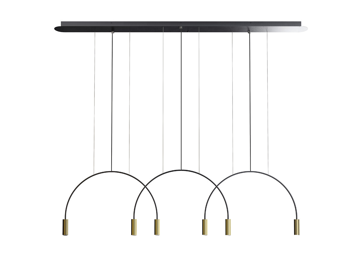 Volta L165.3d Suspension Lamp Estiluz Image Product 06